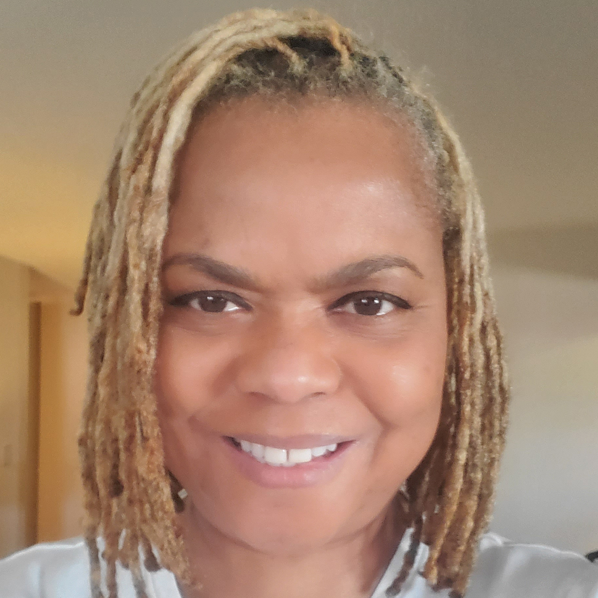 Denise Bolds on the One Strong Mama Podcast