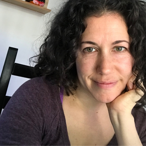 Deb Flashenberg on the One Strong Mama podcast